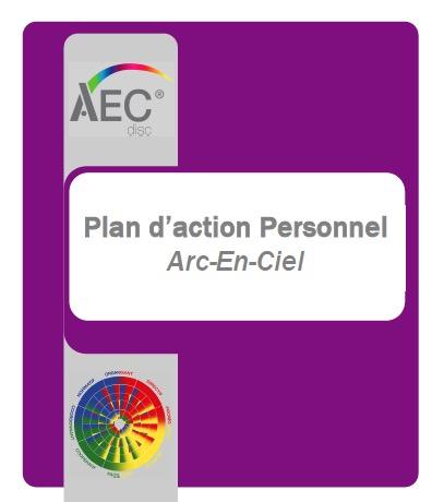 Test de personnalité couv AEC