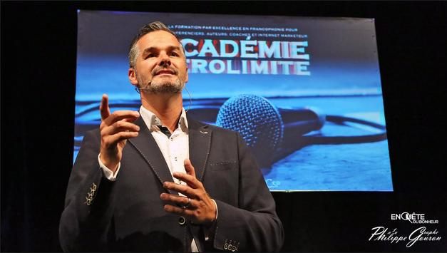 Martin Latulippe - Coach - Conférencier - Auteur best sellers